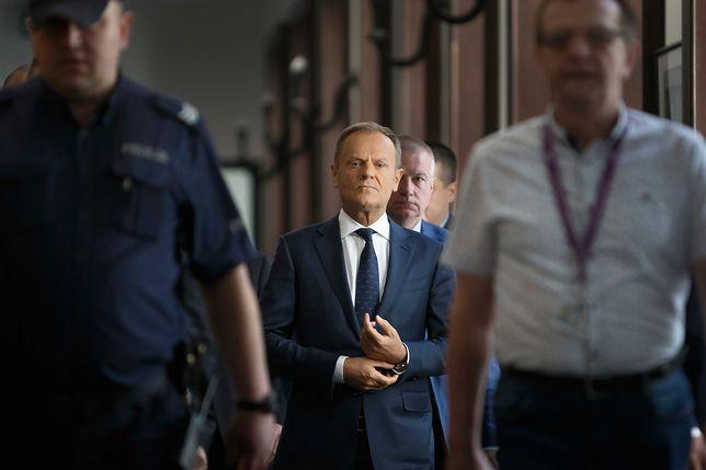 Marcin Makowski: Do końca nie będzie wiadomo, czy Donald Tusk przyjedzie na przesłuchanie. W tle dokumenty służb