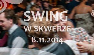 Za darmo: potańcówka swingowa w Skwerze [WIDEO]