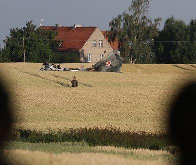 Katastrofa MiG-29 coraz bliżej sądu. Trzech oskarżonych po tragedii w Pasłęku
