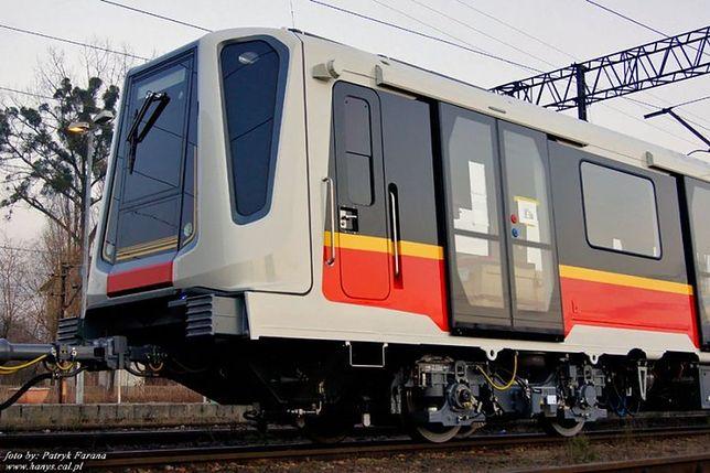 Najnowocześniejszy pociąg metra na świecie!
