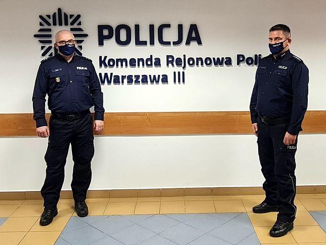 Warszawa. O krok od tragedii w Parku Szczęśliwickim