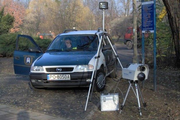Fotoradary batem na piratów drogowych przy szkołach w Poznaniu