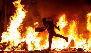 Hiszpania. Starcia z policją w Barcelonie. Katalończycy znów chcą referendum