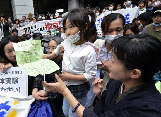 """""""Zamknijcie elektrownie"""" - Japończycy wyszli na ulice"""