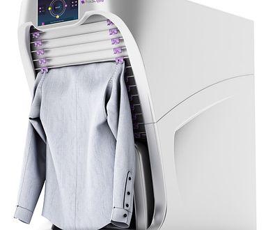 Nareszcie! Oto maszyna do prasowania i składania ubrań