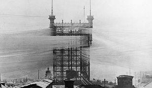 Telefontornet, czyli miasto w sieci. Wieża telefoniczna w Sztokholmie
