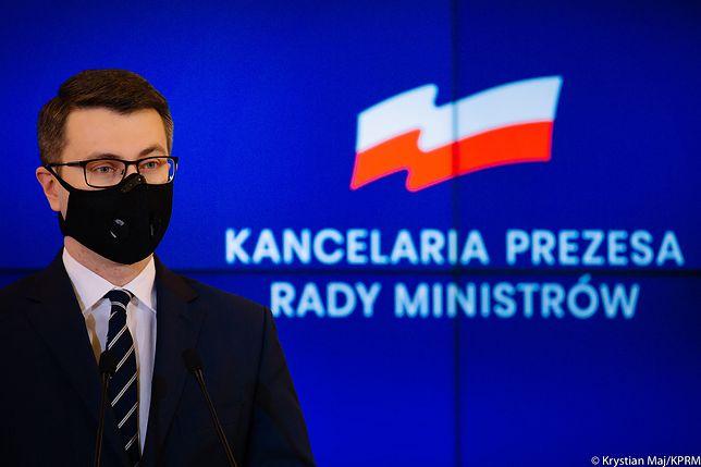 Konferencja na temat dalszych obostrzeń ma odbyć się w czwartek - poinformował rzecznik rządu Piotr Muller