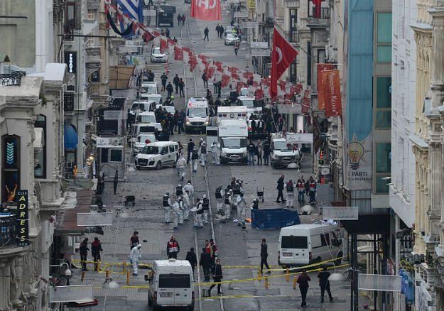 Zamknięto konsulat Holandii w Stambule z powodu groźby zamachu