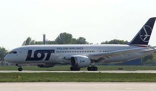 Strajk w PLL LOT: Pilot ma zapłacić karę za lot, zwolnieni pracownicy dostają propozycje powrotu
