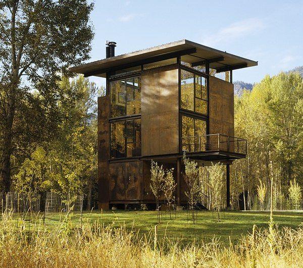 Ten dom przetrwa każdy kataklizm?