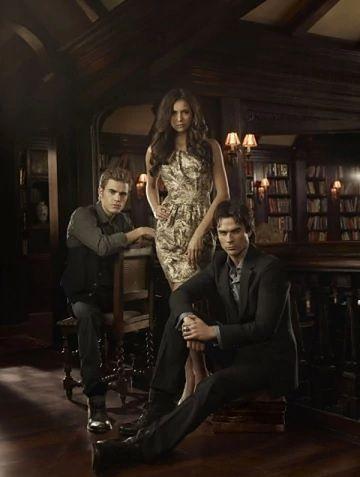 Pamiętniki wampirów (The Vampire Diaries) sezon 2 - opis fabuły, lista odcinków