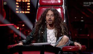 """Michał Szpak w """"The Voice of Poland"""" spisał się jako juror?"""