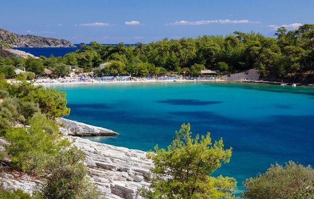 Wczasy w Grecji - Thassos
