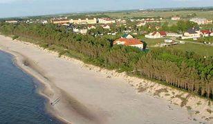 Bałtycka perełka na Wybrzeżu Słowińskim