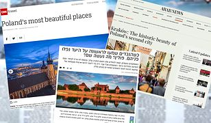 Coraz więcej pozytywnych artykułów pojawia się o Polsce na świecie