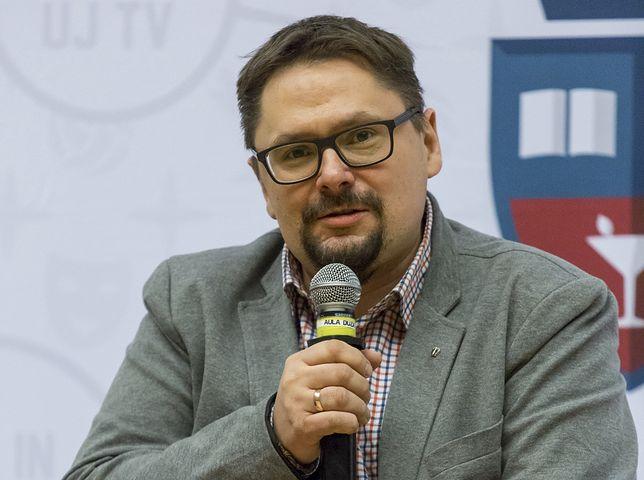 Tomasz Terlikowski wystąpił w nowym dokumencie braci Sekielskich