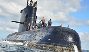 "ARA ""San Juan"" - zaginiony okręt podwodny"