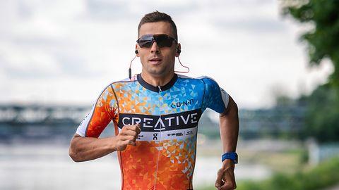 Creative wspiera polski triathlon, pomaga w treningach Ewie Komander