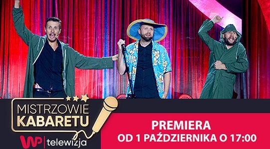 Kabaret Skeczów Męczących już w tę niedzielę w Telewizji WP!