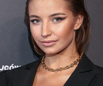 Julia Wieniawa zdradziła swój trik na  pozbycie się nadmiaru wody w organizimie