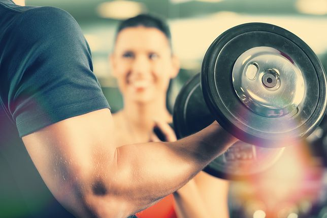Glikogen w organizmie człowieka jest magazynowany przede wszystkim w mięśniach.