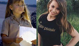 """Bindi Irwin: córka tragicznie zmarłego """"łowcy krokodyli"""" idzie w ślady ojca"""