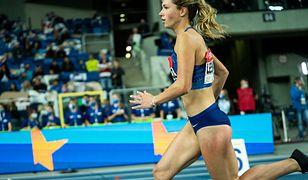 Nowy diament w koronie królowej sportu. Kornelia Lesiewicz jedzie po medal