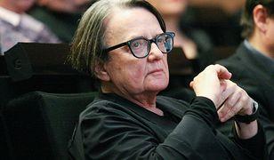 Agnieszka Holland chętnie wypowiada się na tematy związane z polityką