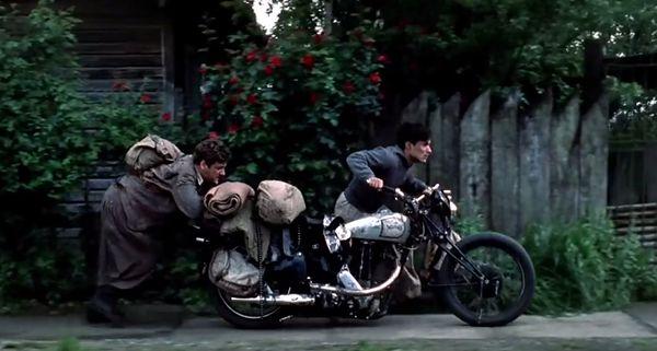 Dzienniki motocyklowe (2004)