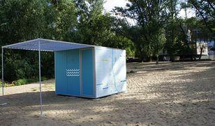 """Za darmo: projekt """"Plażowy"""" nad Wisłą"""