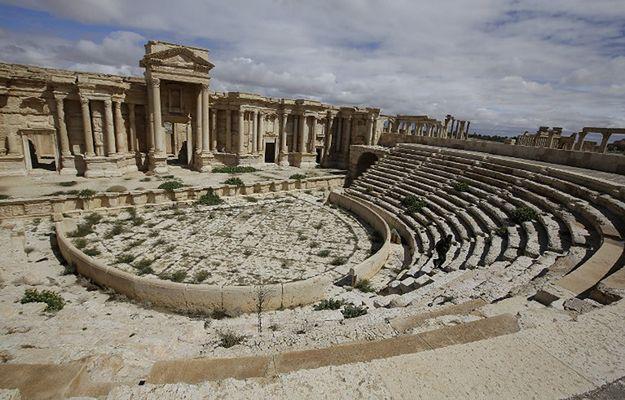 Amfiteatr w Palmirze