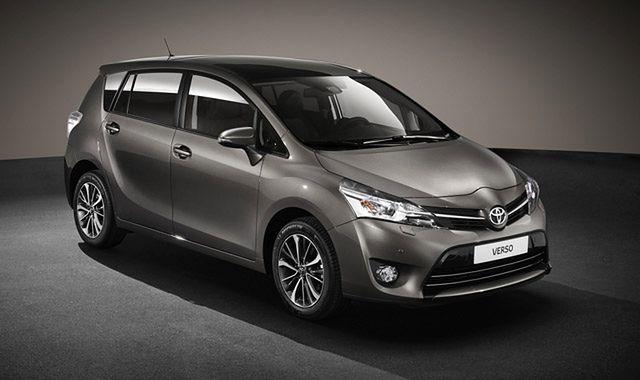 Toyota Verso z nowościami na 2016 rok