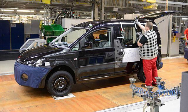 Volkswagen Poznań wyprodukował 2,5 mln samochodów