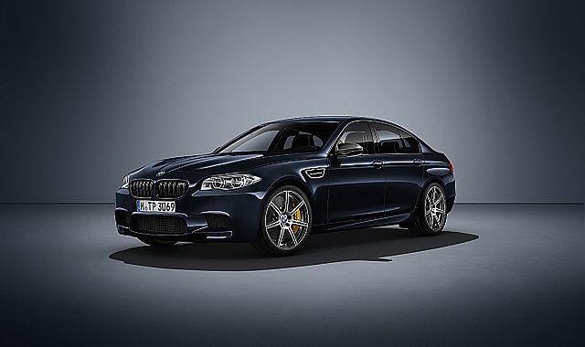 BMW M5 w nowej wersji specjalnej