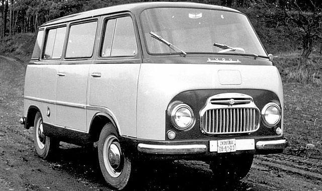 Skoda S979: bus zza żelaznej kurtyny sprzed 60 lat