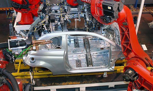Nowe modele Fiata będą produkowane w Tychach