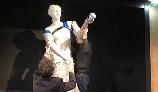 Grecka bogini miłości odzyskała ręce