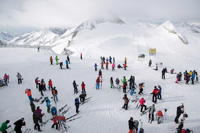 Ośrodek narciarski w dolinie Zillertal