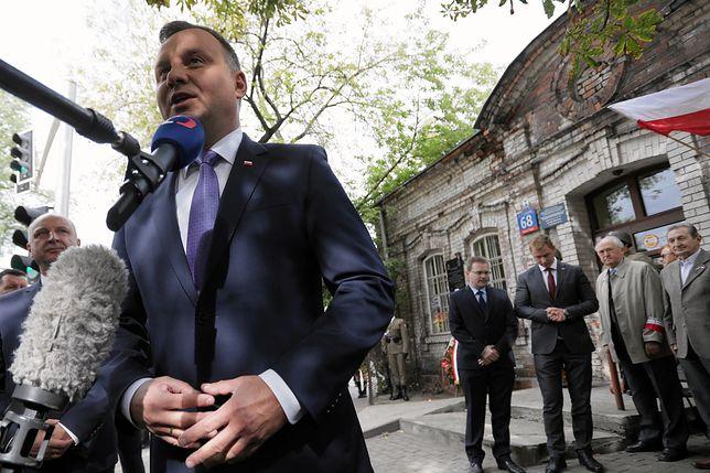 Wypełnianie obowiązków przez Andrzeja Dudę najlepiej oceniają wyborcy PiS