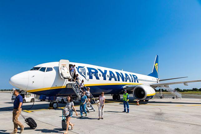 Znamy najgorsze trasy Ryanaira. W czołówce polskie połączenie
