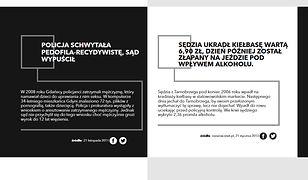 Wpis na stronie sprawiedliwesady.pl