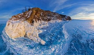 Bajkał - morze Syberii