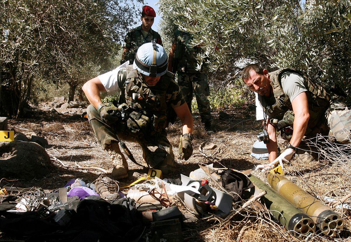 Polscy żołnierze nie pojadą na misję na Wzgórza Golan, tylko do Libanu. Spokój jest tam złudny