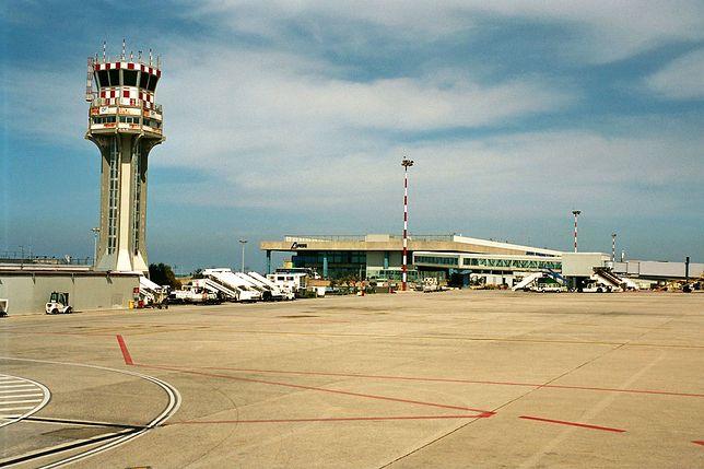 Lotnisko w Palermo to drugie pod względem wielkości lotnisko na Sycylii