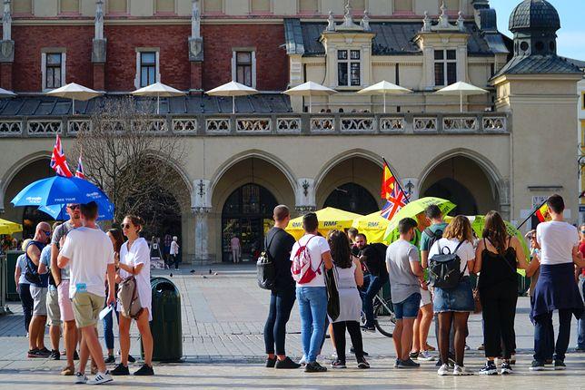 Polska cieszy się coraz większym powodzeniem wśród zagranicznych turystów