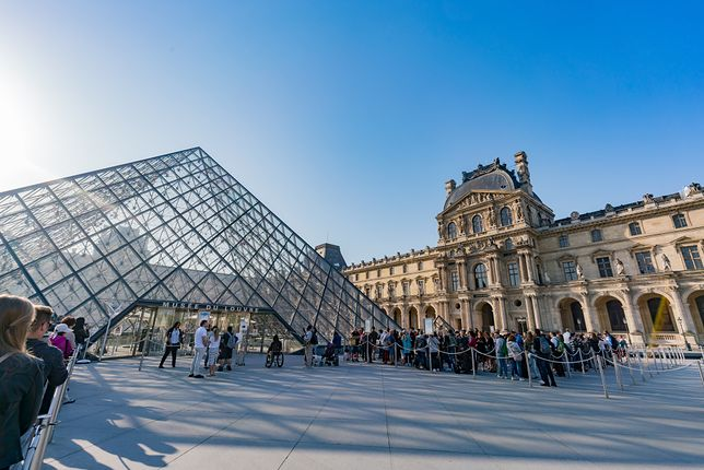 Każdego roku muzeum odwiedza ok. 10 mln osób