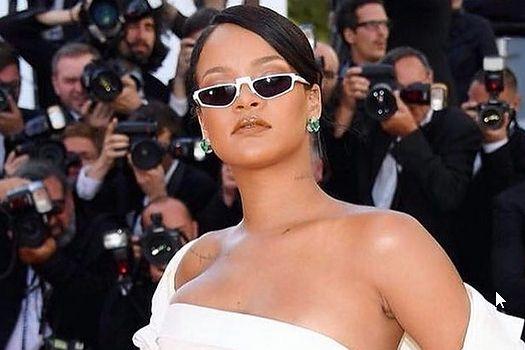 Rihanna odpowiada hejterom. Mówią, że jest gruba, a ona…