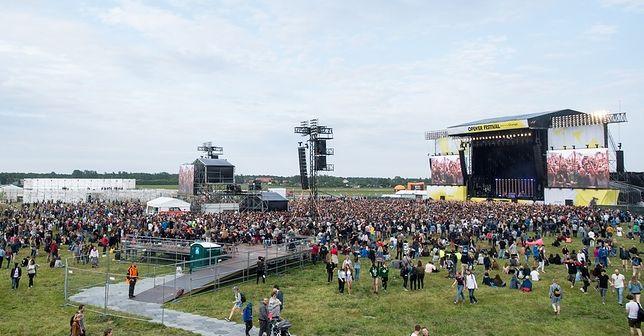Mieszkańcy Gdyni chcą mieć tańsze bilety na Open'era. Projekt uchwały trafił do radnych