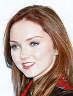 Nowy rower dla Lily Cole