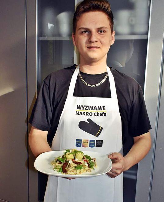 Adrian Płuciennik. Wschodząca gwiazda polskiej gastronomii